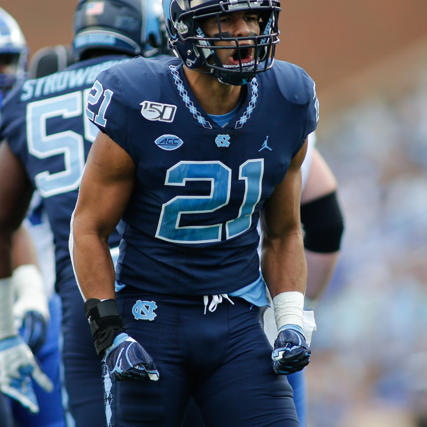 Chazz Surratt could be an option for the Steelers in the 2021 NFL ...
