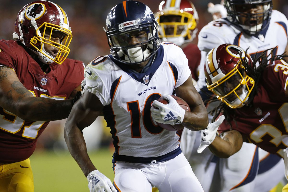 Nfl Denver Broncos At Washington S
