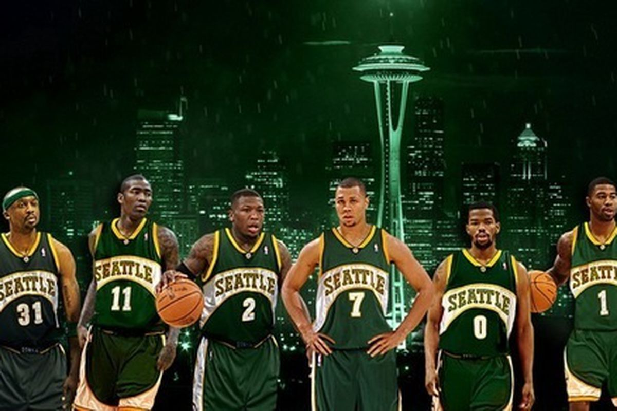 Our Home Team: Seattle as a Basketball City - Sonics Rising
