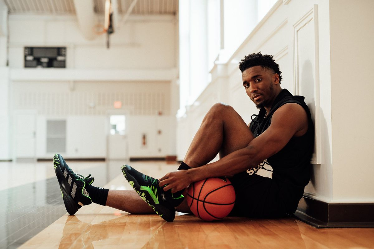 Adidas releases full details on Donovan Mitchell's signature