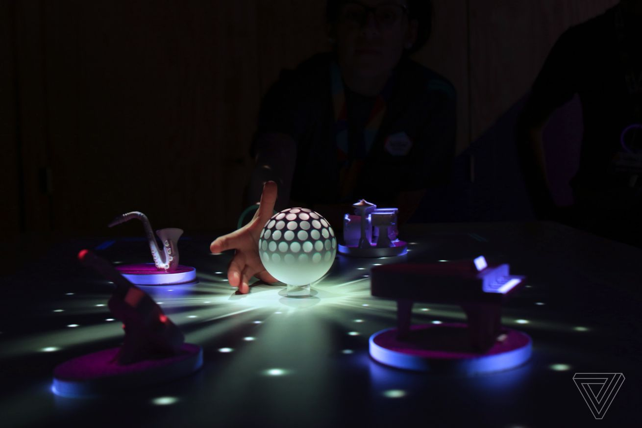 sony s wild ar hologram tech continues to get better and better
