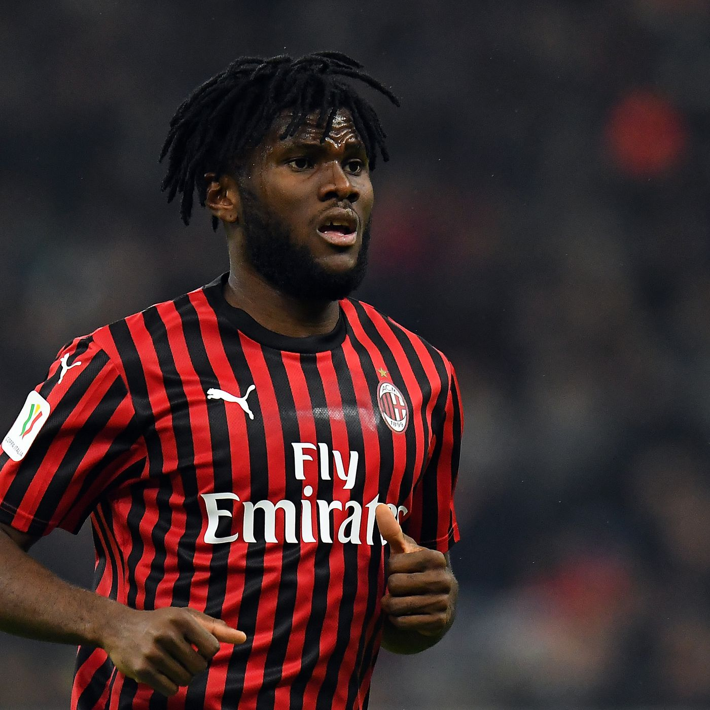 AC Milan Midfielder Franck Kessie Being Monitored By Three Premier League Clubs - The AC Milan Offside