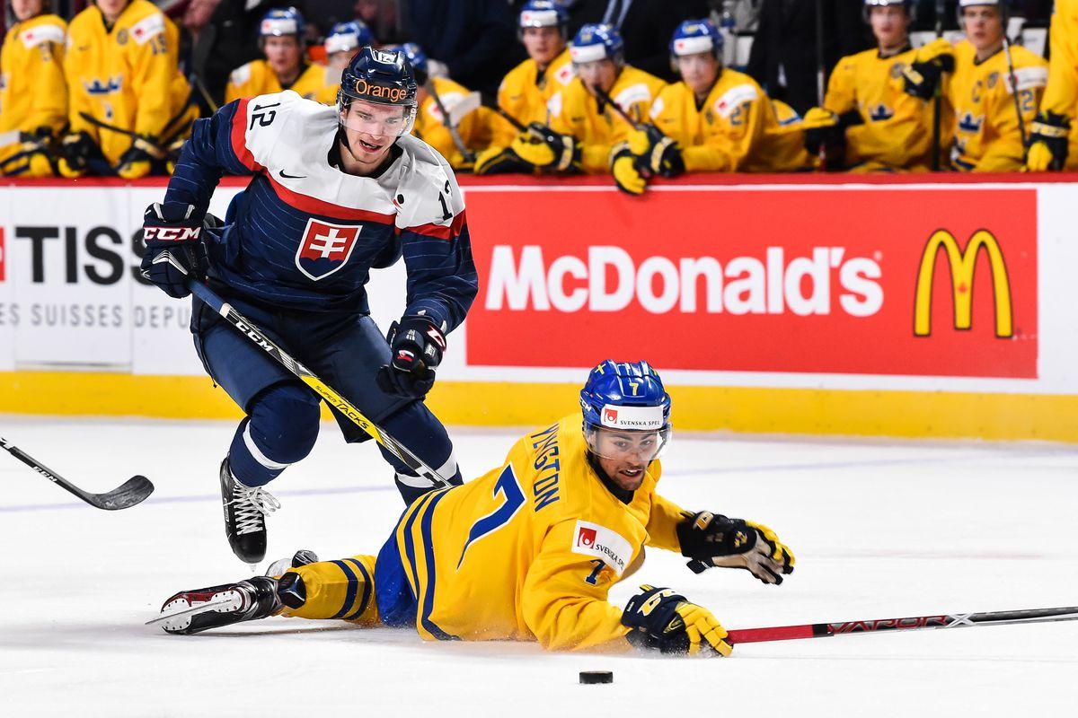 Sweden v Slovakia - Quarterfinal -  2017 IIHF World Junior Championship