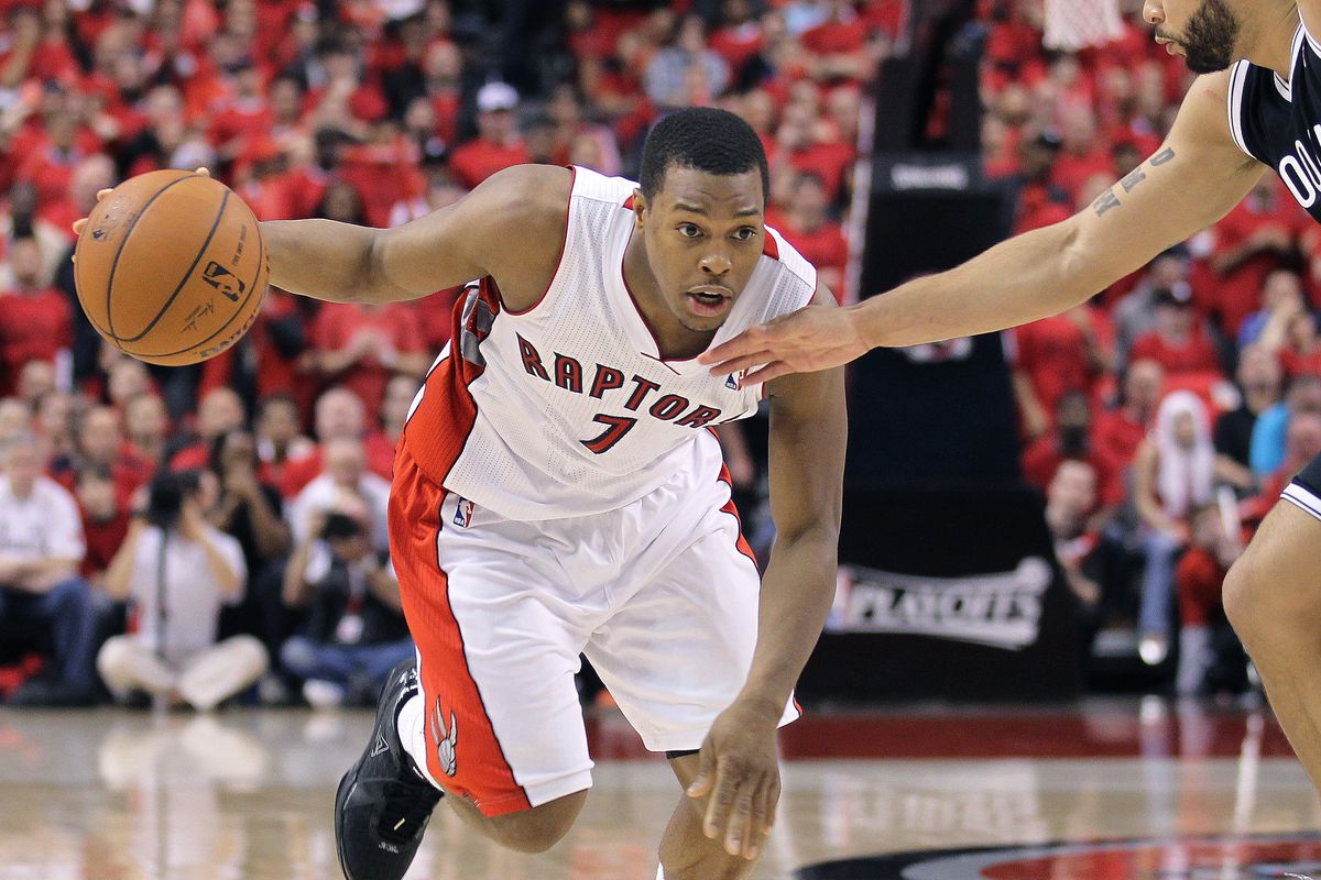 Forgotten Toronto Raptors Playoffs: 2014 Eastern Conference first round, Kyle Lowry
