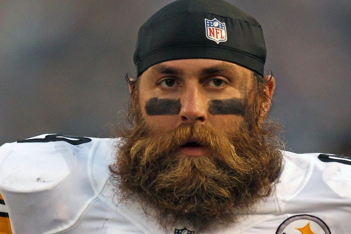 Image result for brett keisel beard