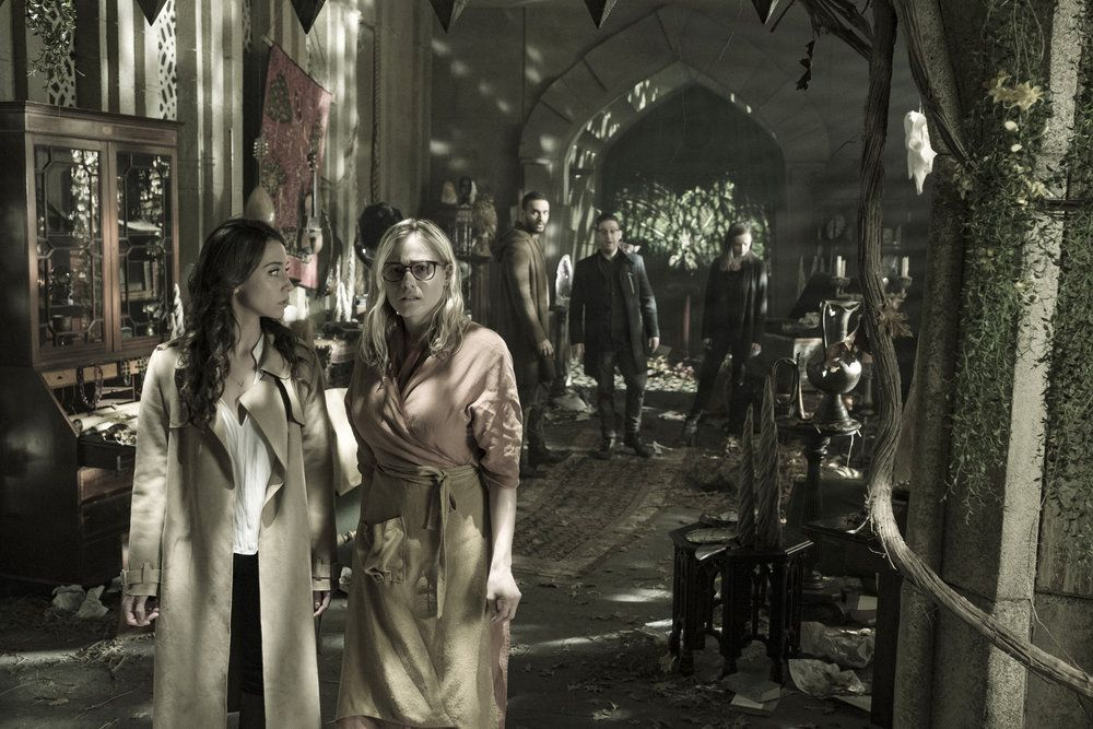 FX's Legion, Syfy's The Magicians, and the reign of BIG MOMENT TV - Vox