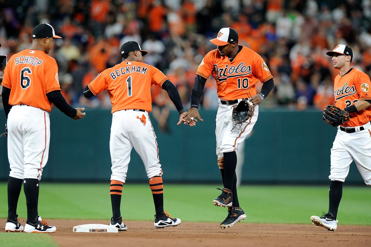 the best attitude 5104c c4b85 Orioles unveil Players Weekend jerseys, complete with ...
