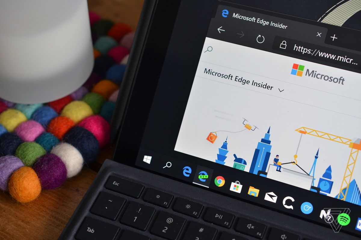 Microsoft's Chromium Edge browser is now officially available to