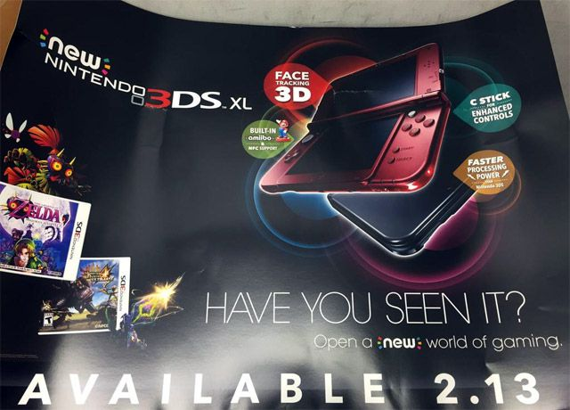 New 3DS promo