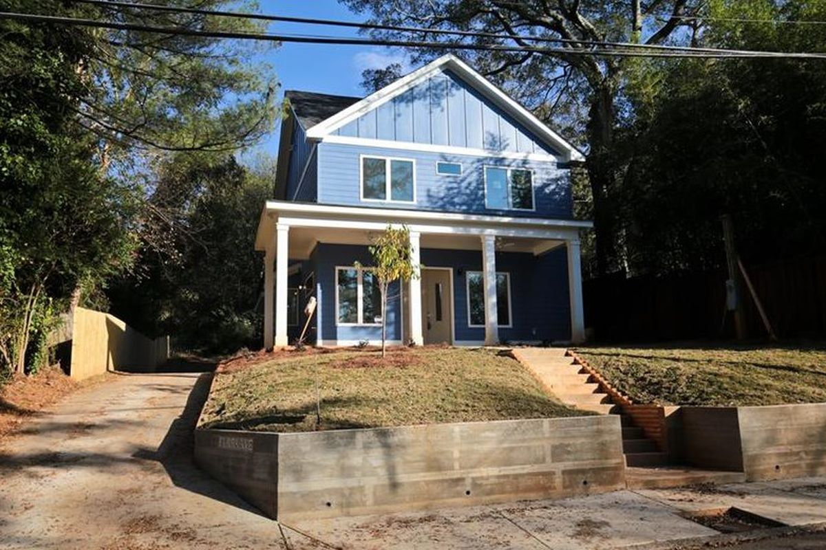 A photo of an Edgewood home for sale right now in Atlanta.