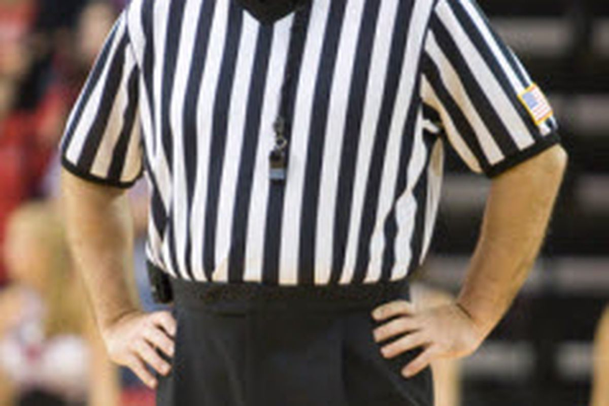 One of the ACCs worst referees.