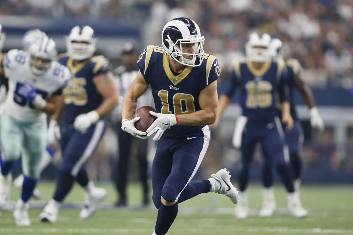 Fantasy football, Week 5: Best players available at wide receiver in ...