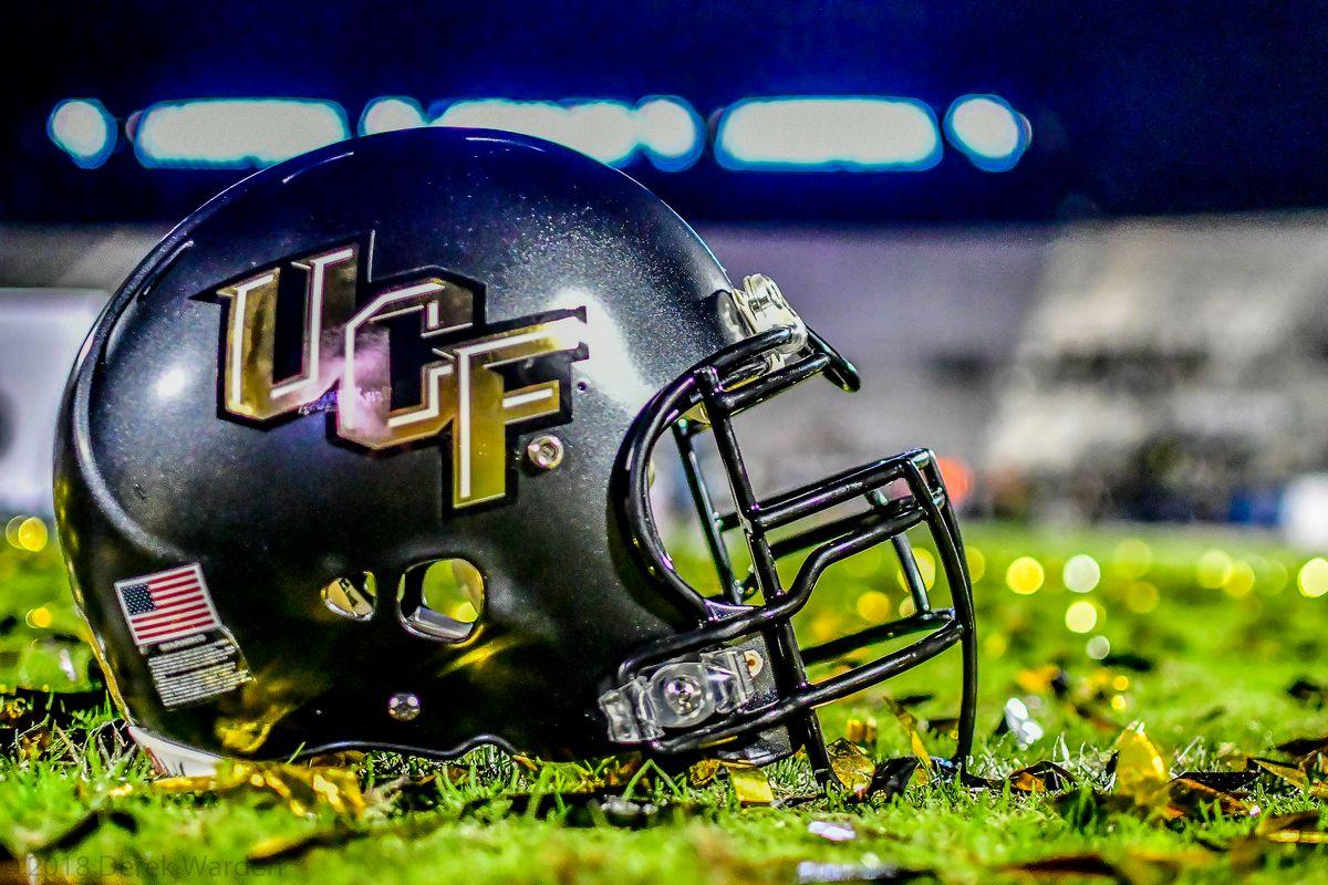 UCF Helmet