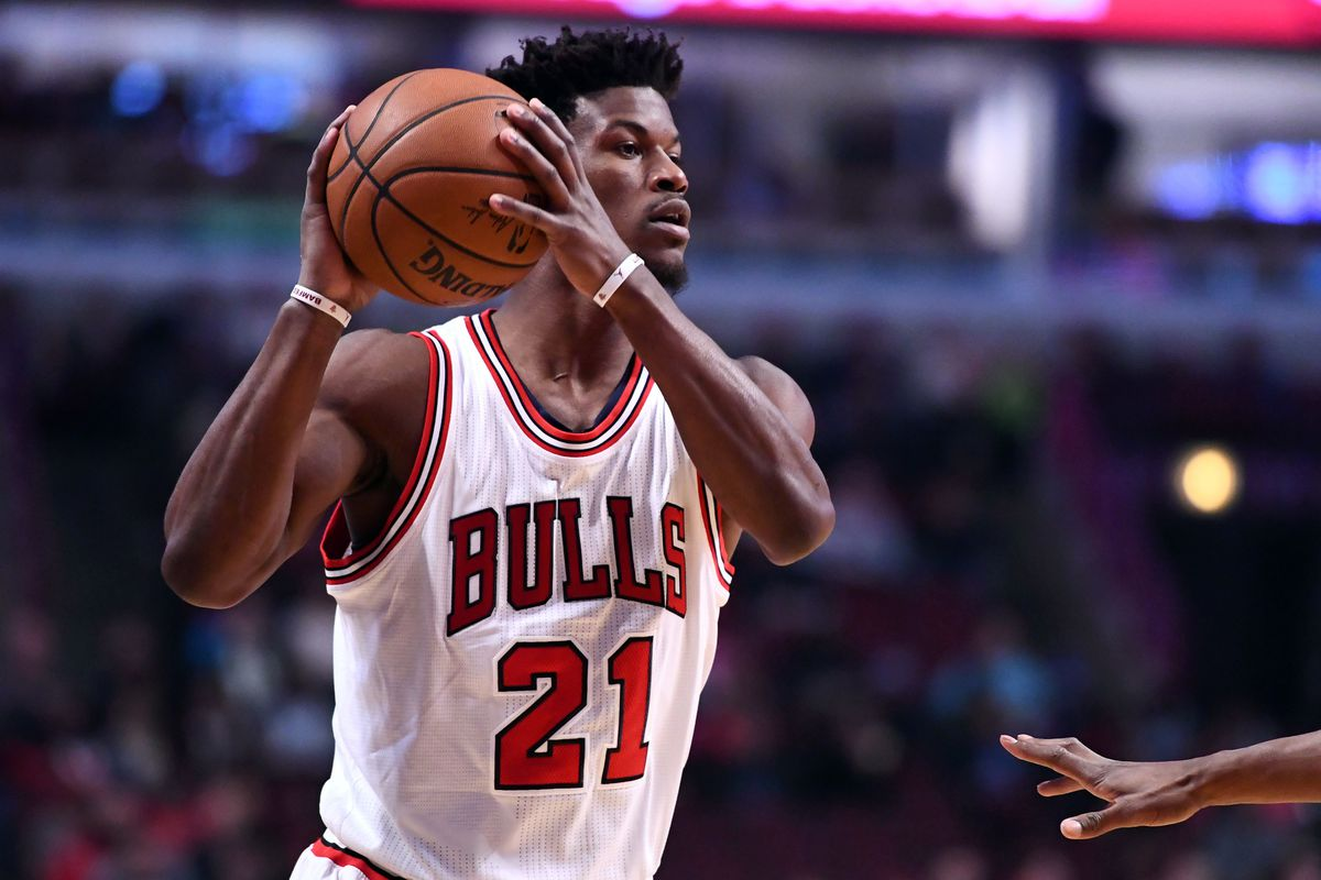 NBA: Minnesota Timberwolves at Chicago Bulls
