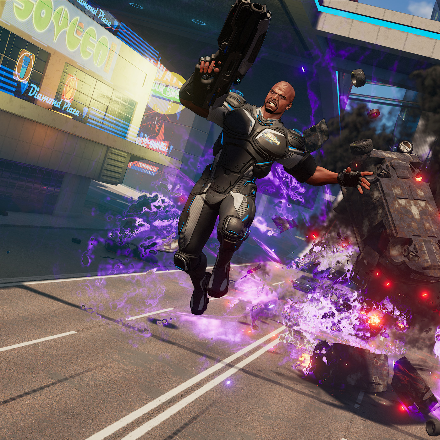 Crackdown 3 could be the future of Xbox games, for better