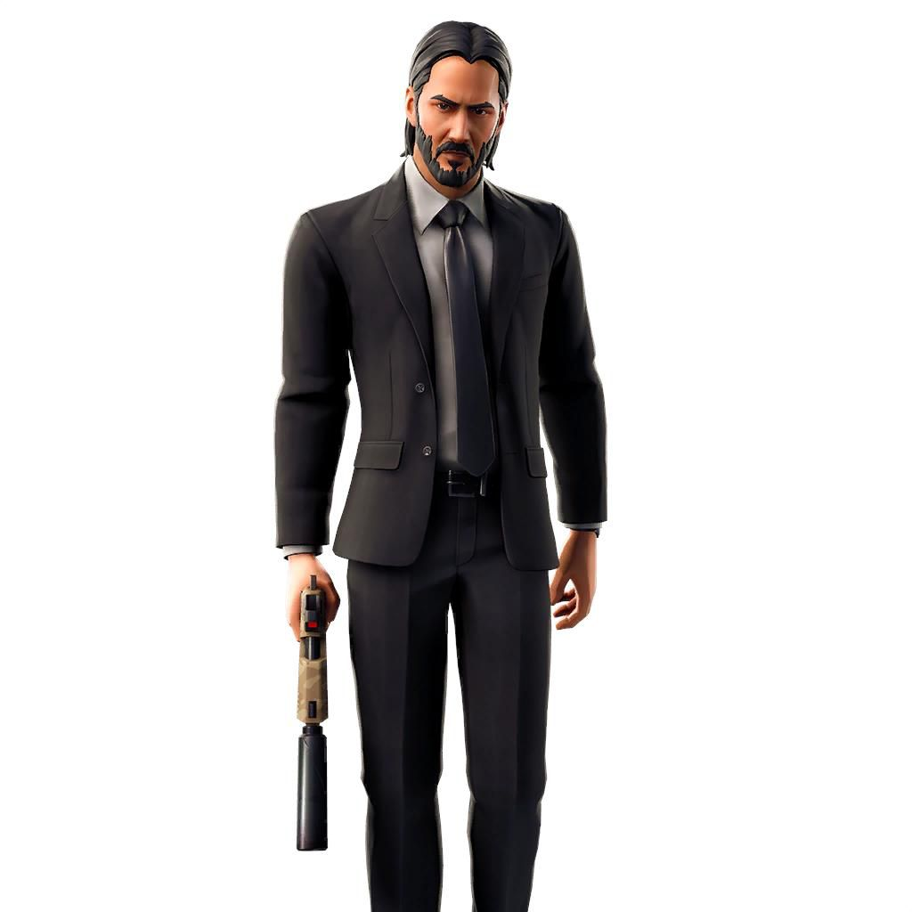 Here S The John Wick Skin Coming Soon To Fortnite Polygon