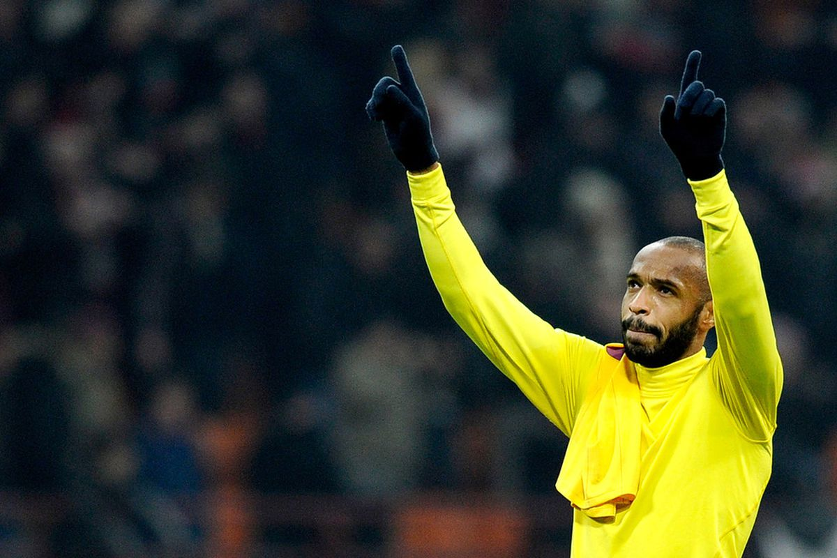 A healthy in-camp Thierry Henry is undoubtedly a good thing, but did it make the list?