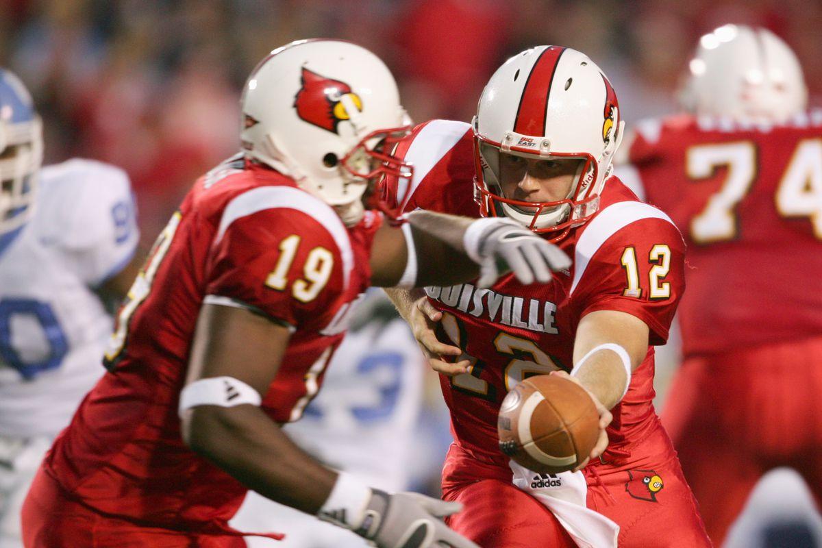 North Carolina Tar Heels v Louisville Cardinals