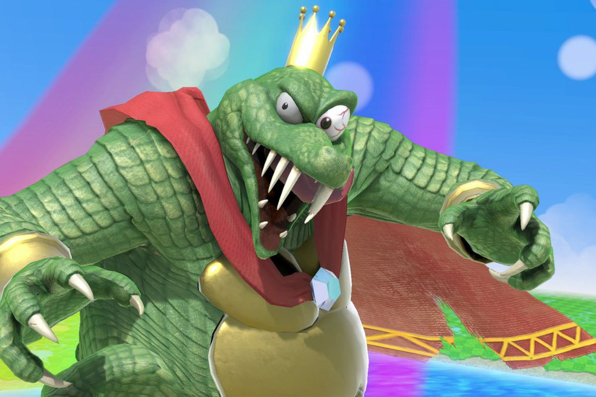 Why King K  Rool is dominating Smash fans' attention, and affection