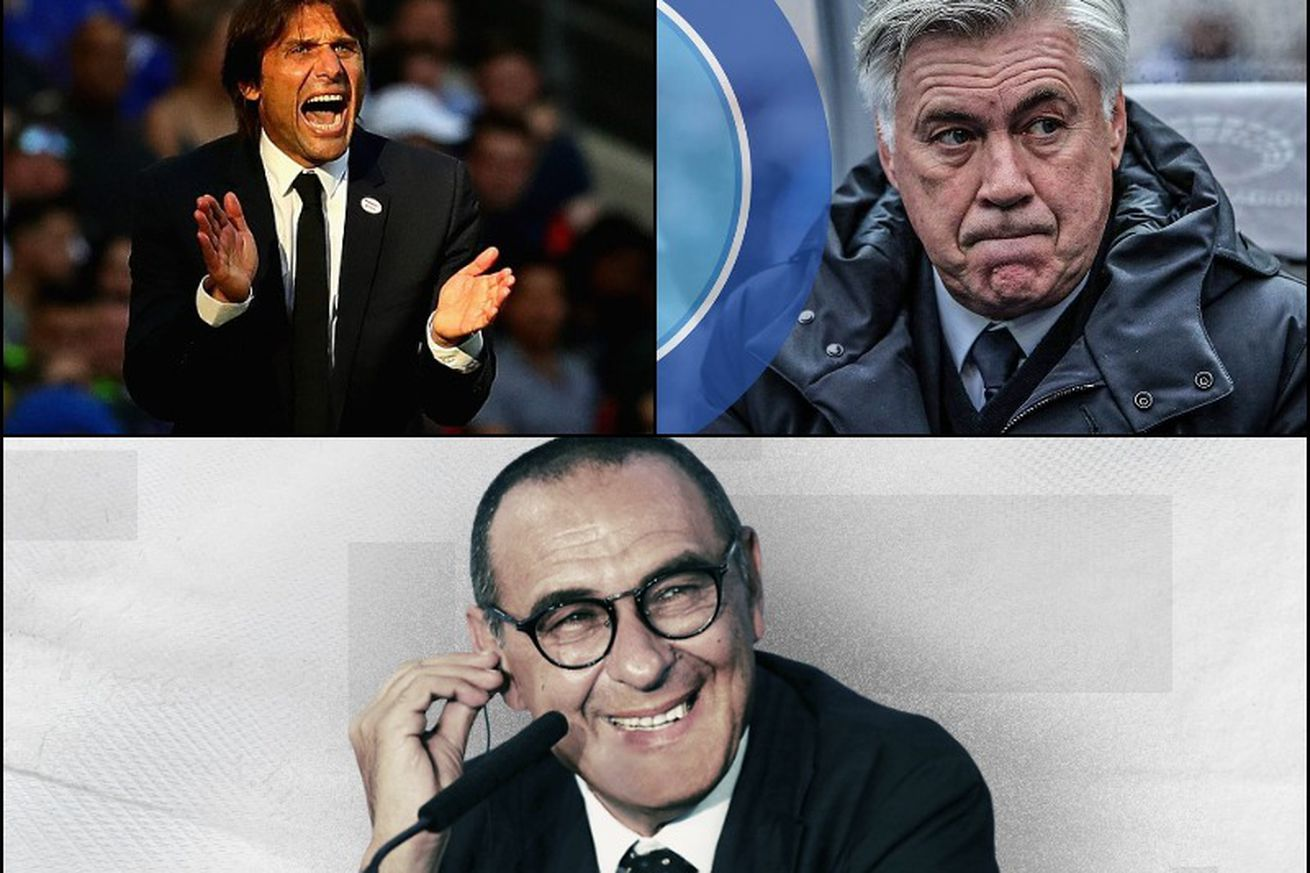 """Preview: Who will contend for the Serie A title in 2019/2020"""""""