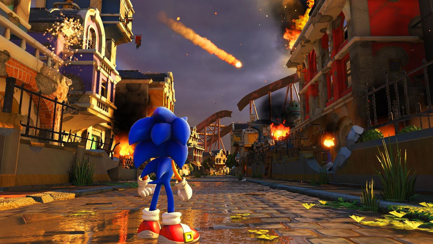 Sonic Mania and Sonic Forces show Sega's wildly differing