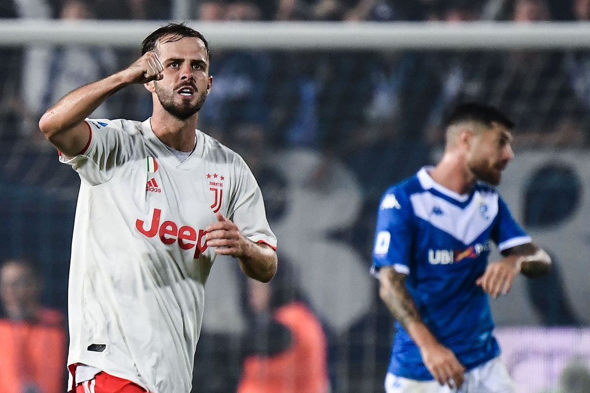 Juventus get off the deck again in come-from-behind win