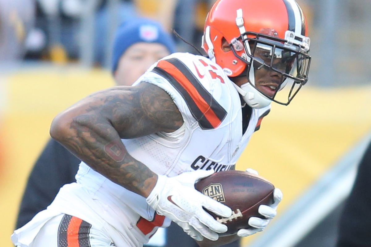 48afbaae NFL Free Agency 2017: Titans reportedly showing interest in Terrelle ...