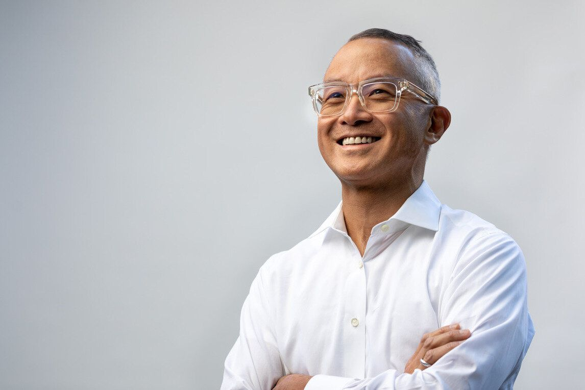A headshot of NYC mayoral candidate Art Chang.