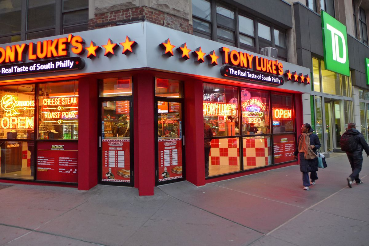 Tony Luke S In Downtown Brooklyn Nails The Philly