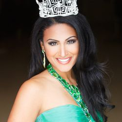 <strong>Is it true that Miss America contestants use Vaseline on their teeth? </strong> I think that's a <em>Miss Congeniality</em> rumor. I've never seen it, I've never used it. I've used it on my lips, but not on my teeth.  [Photo: Matt Boyd Photograph