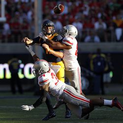 Forced fumble for Ohio State.