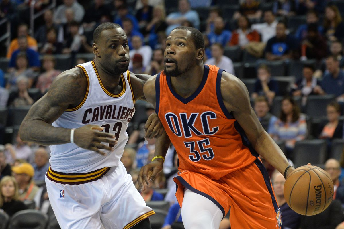 111797671 Kevin Durant should not let LeBron James or his D.C. roots influence his  free agency