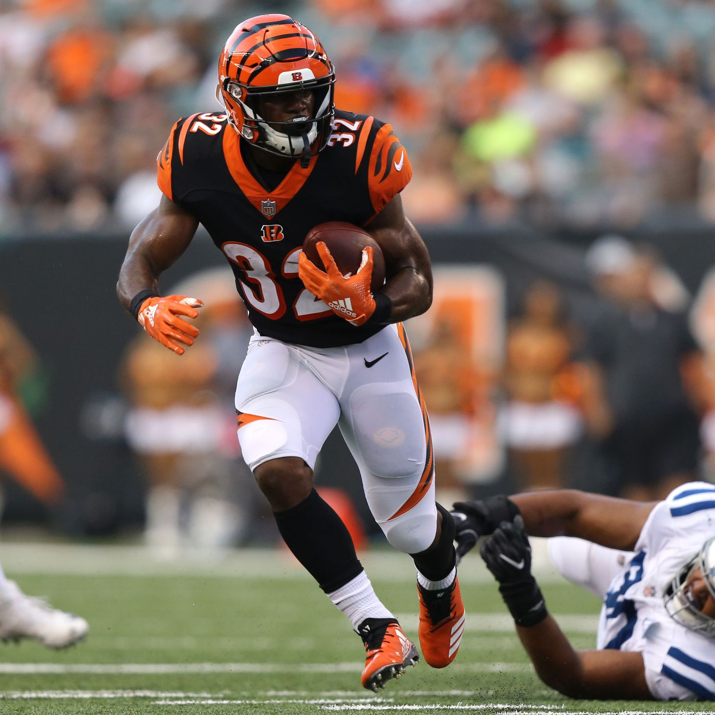 Bengals lose Mark Walton, KeiVarae Russell and Tyrice Beverette to ...
