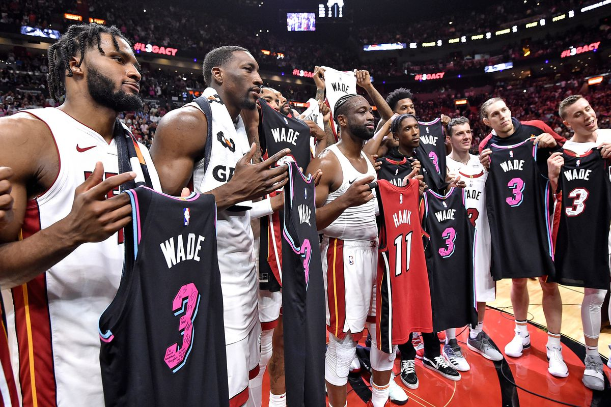 6f71021e604 Miami Heat may shake up roster in 2019 due to Zion Williamson effect ...