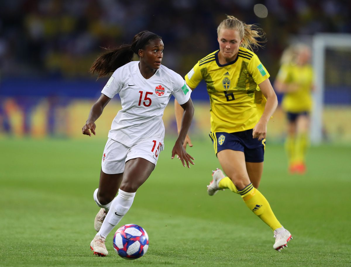 Sweden v Canada: Round Of 16 - 2019 FIFA Women's World Cup France