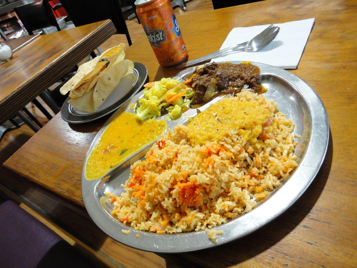 Best east African restaurants in London: Zamzam Somali Restaurant in Seven Sisters