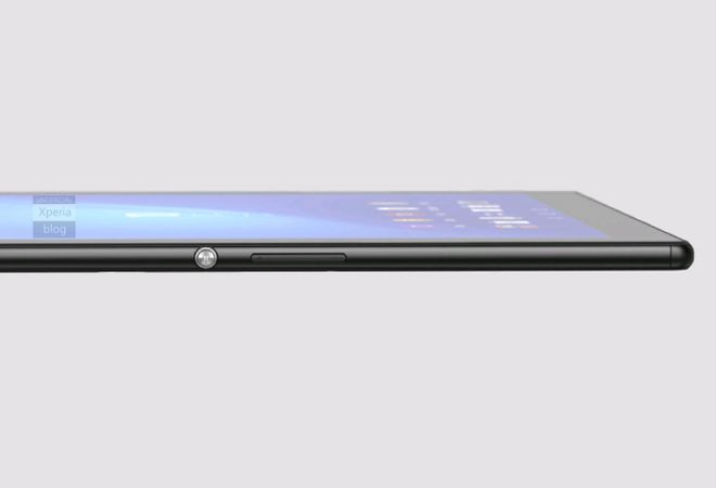 Sony Xperia Z4 Tablet apparently leaks ahead of MWC - The Verge