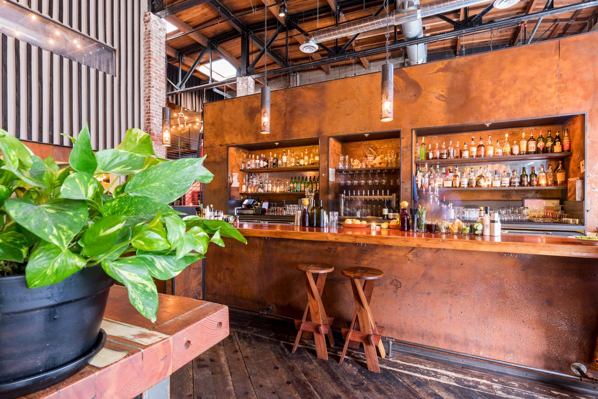 Plant entry at Duende