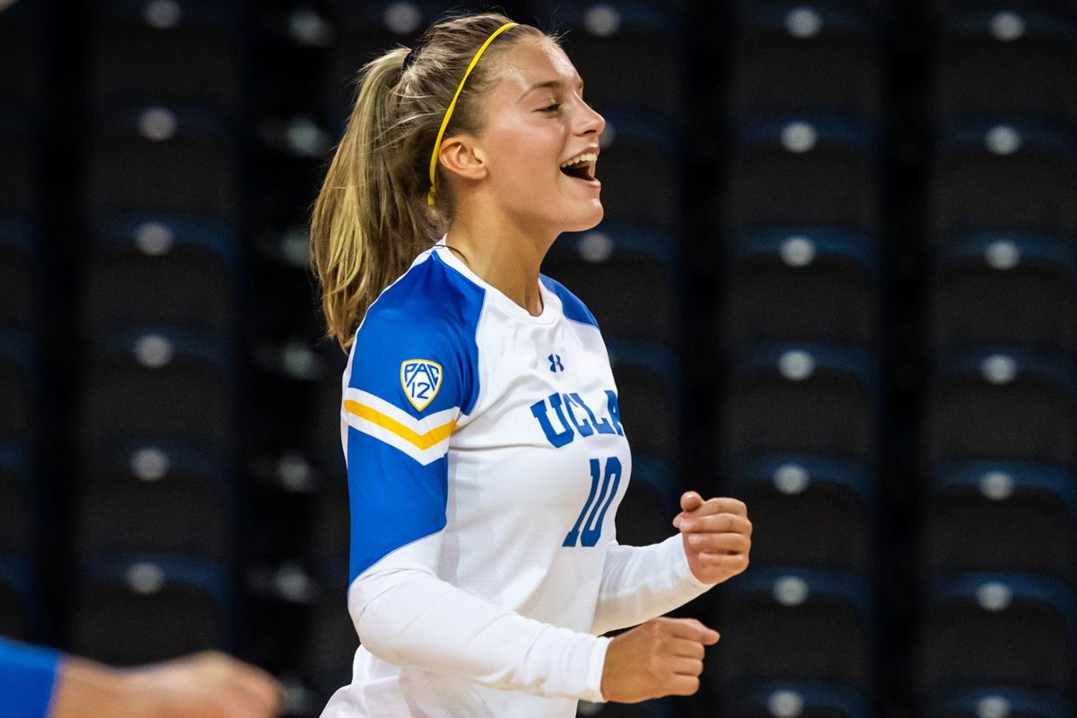 the latest 7f86c 51229 UCLA Women's Volleyball: Bruins Open Season Against #20 ...