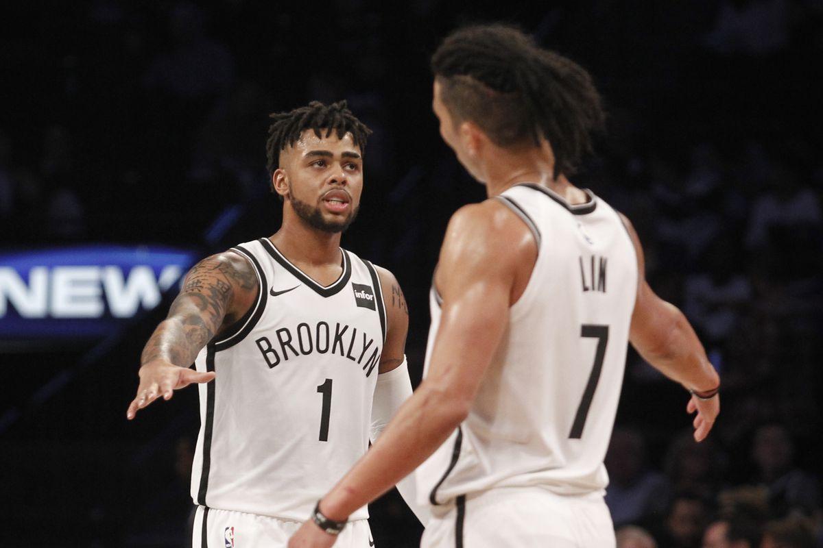NBA: Preseason-New York Knicks at Brooklyn Nets