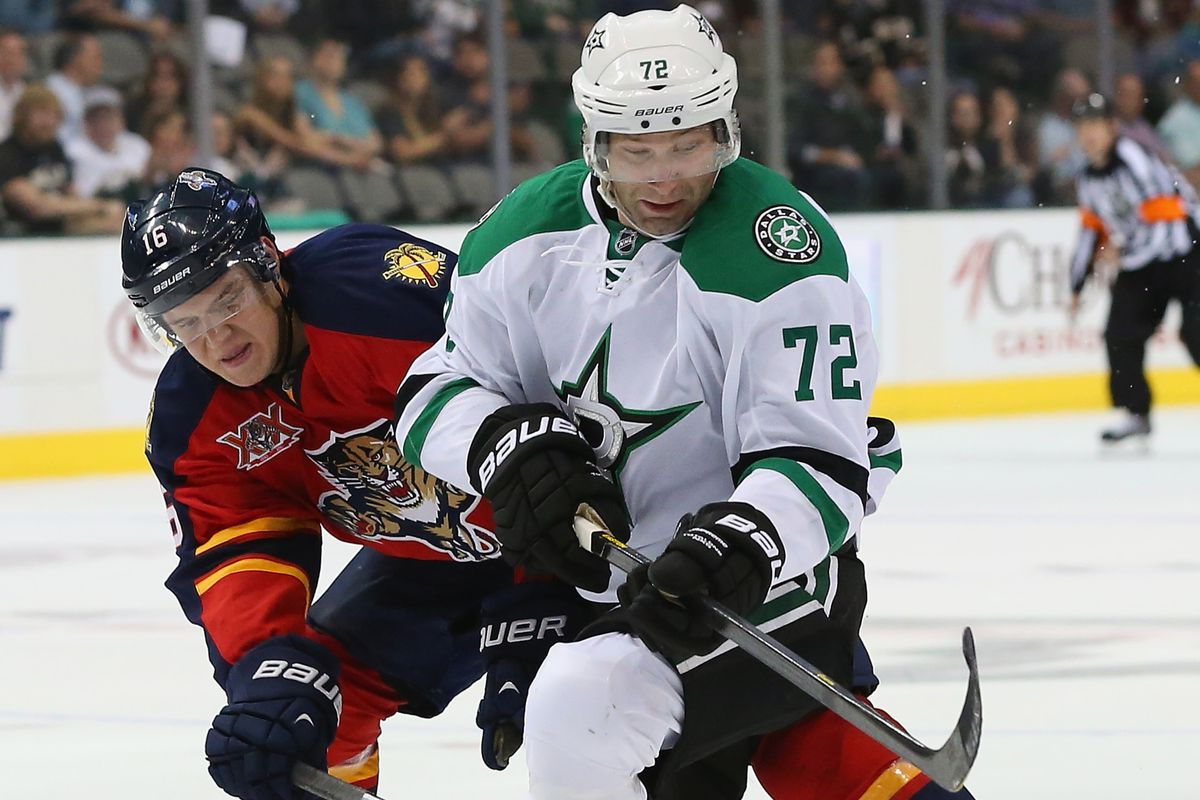 The Stars were again too much for the Panthers.