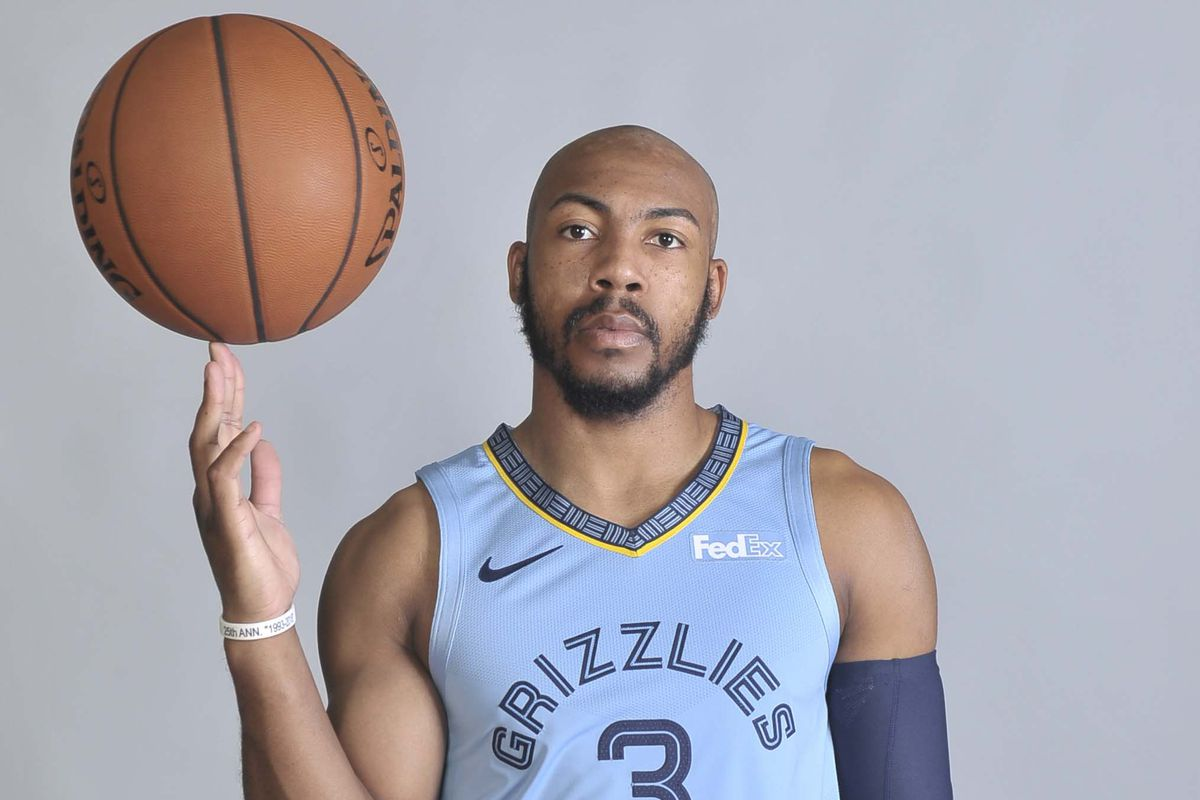info for ad37f 781b7 Memphis Grizzlies 2018-19 Player Preview: Jevon Carter ...