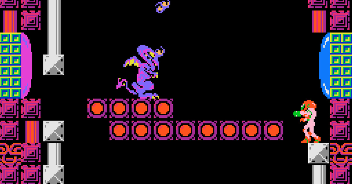 Nintendo Switch Online Fast Forwards To Metroid S Ridley Boss