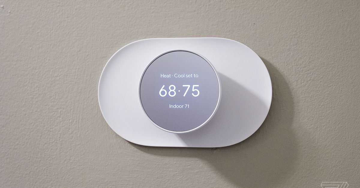 Google details how interconnected Matter smart home standard will work on Android and Nest – The Verge