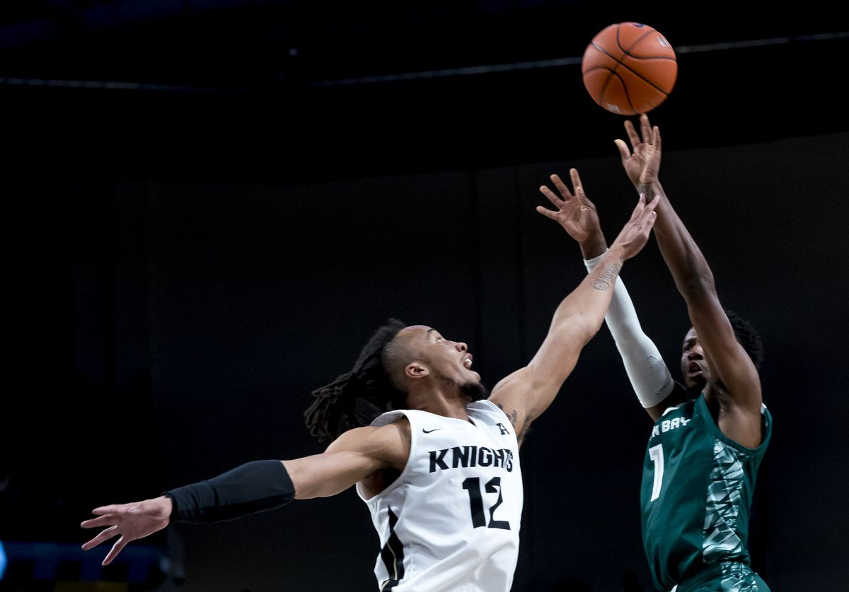 COLLEGE BASKETBALL: DEC 10 Green Bay at UCF