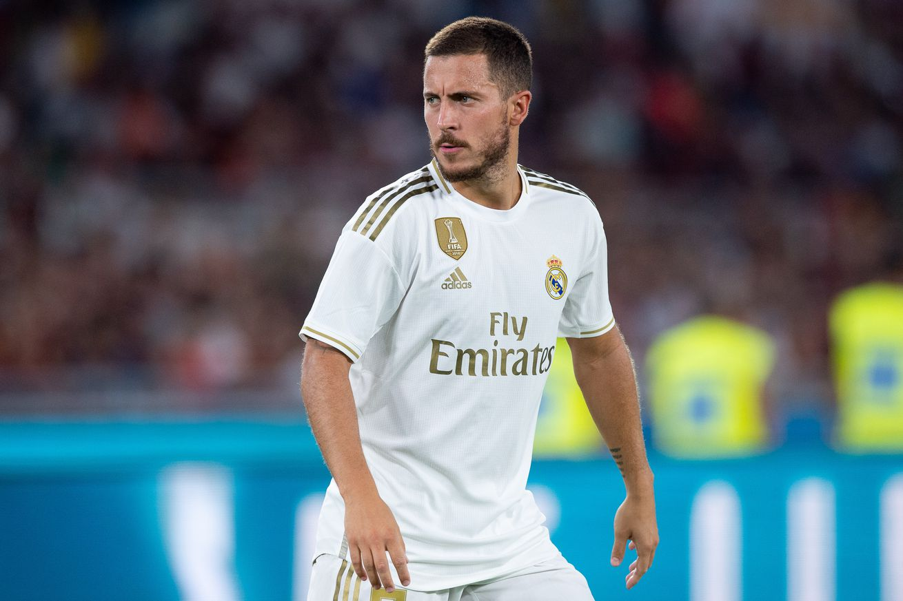 From Kopa to Hazard: A history of Real Madrid?s number seven