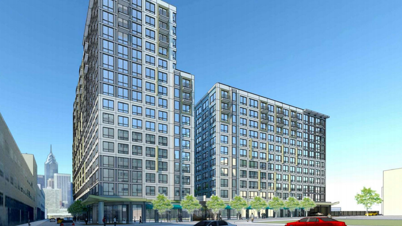 10 Story Hamilton Tower In Logan Square To Break Ground This Spring