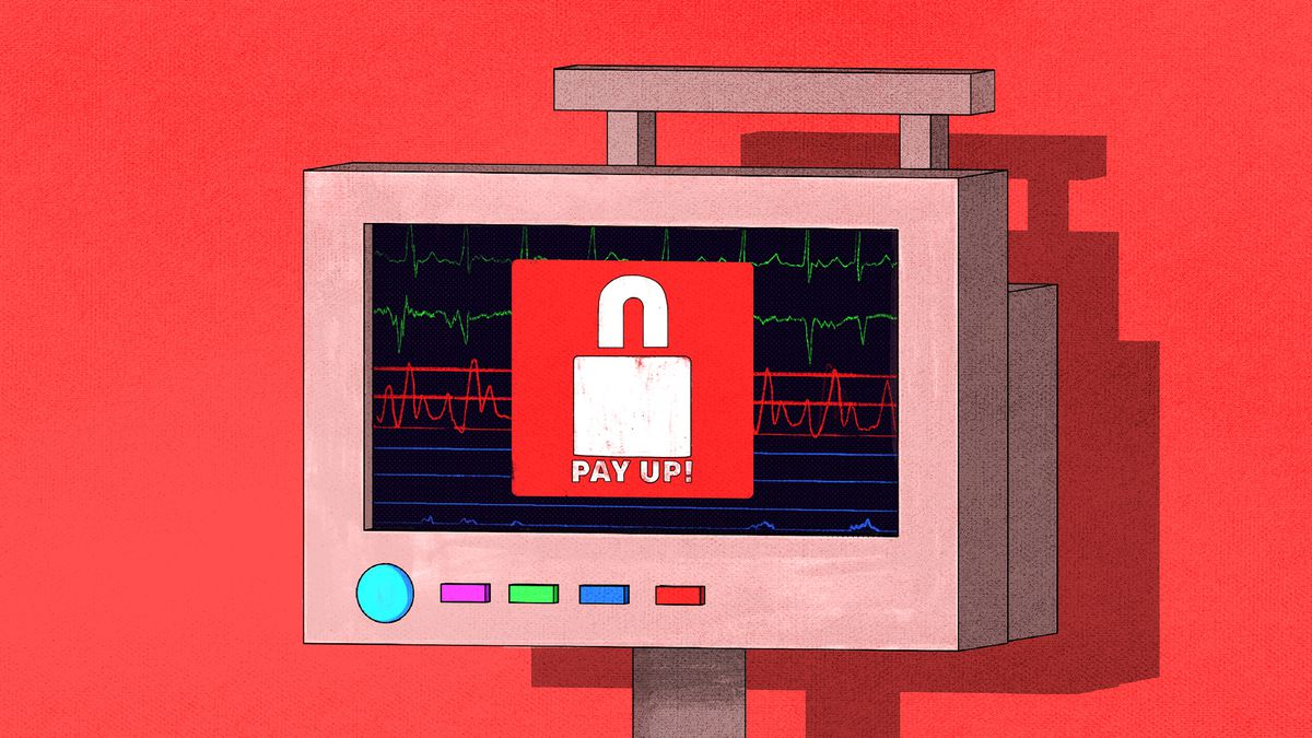 Health Care S Huge Cybersecurity Problem The Verge