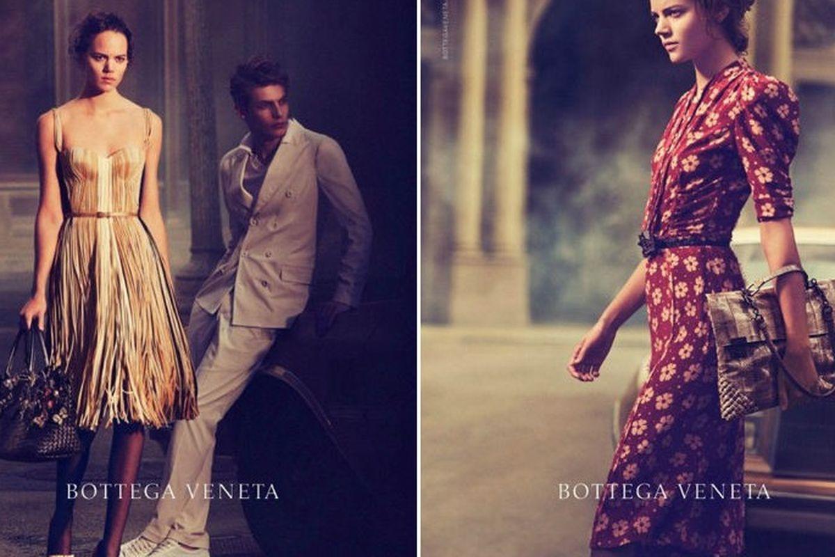 Images via Bottega Veneta