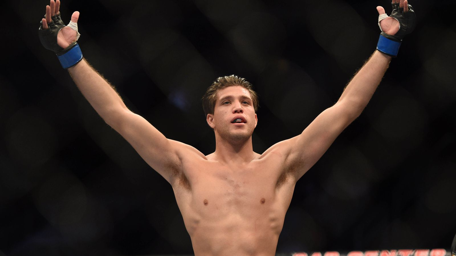 UFC featherweight Brian Ortega tests positive for same
